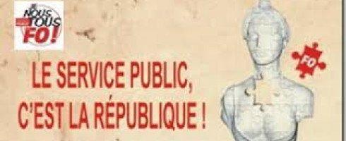 Assemblée Générale annuelle FO Chartres, Chartres Métropoles, CCAS et CIAS