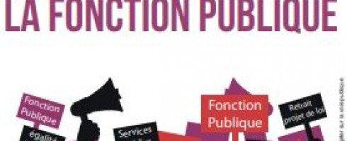 Grève Fonction publique jeudi 9 mai 2019